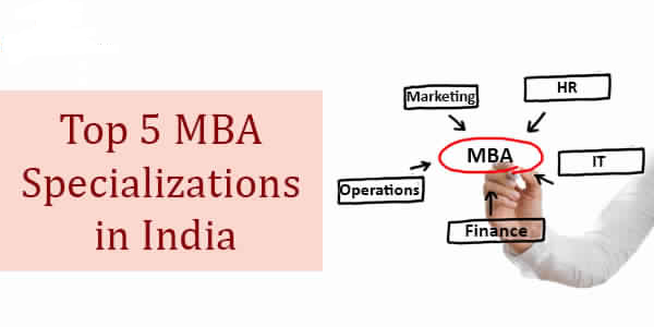 Top 5 Most Popular Specializations in MBA