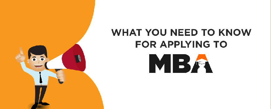 What you need to know about applying for an MBA