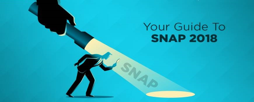 Your Guide To The SNAP Test 2019 with Question Papers