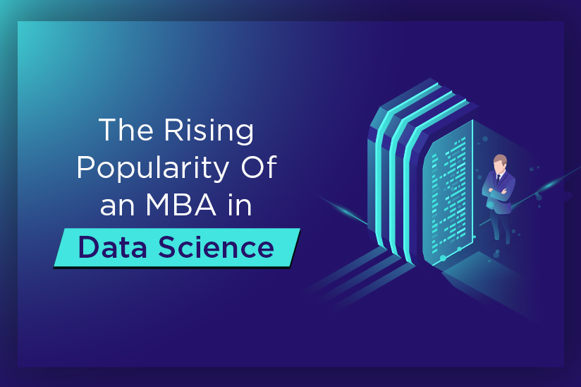 MBAs In Data Analytics Rising