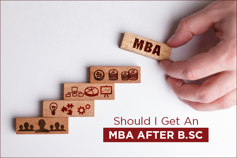 MBA Degree After B.Sc