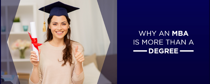 Four Reasons Why Doing An MBA Is A Good Idea