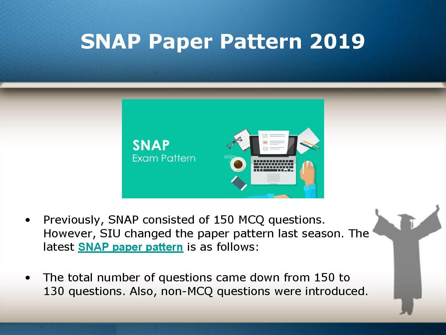 A complete overview of the SNAP exam-page-003