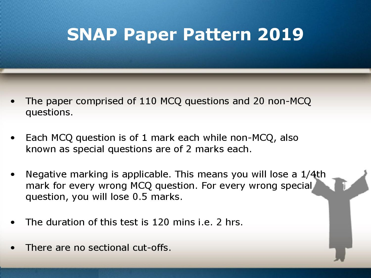 A complete overview of the SNAP exam-page-004