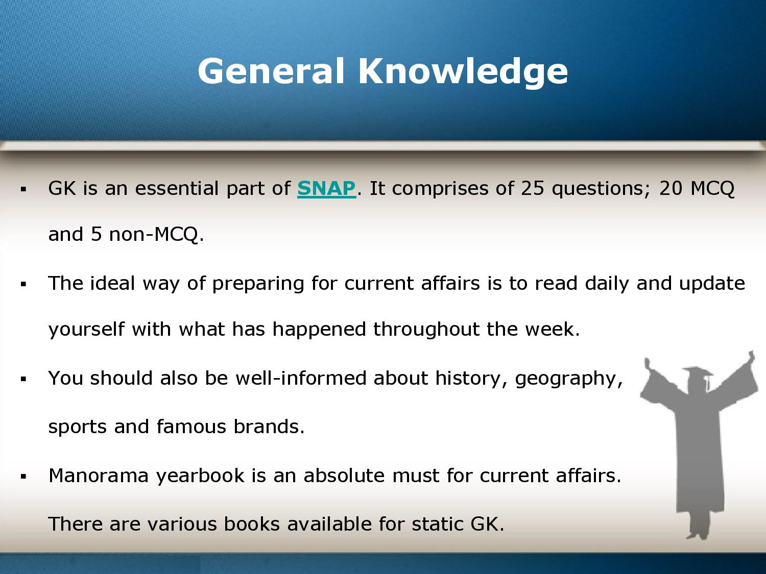A complete overview of the SNAP exam-page-011